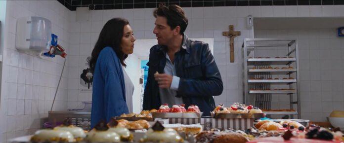 Il laboratorio di pasticceria del film '7 ore per farti innamorare'